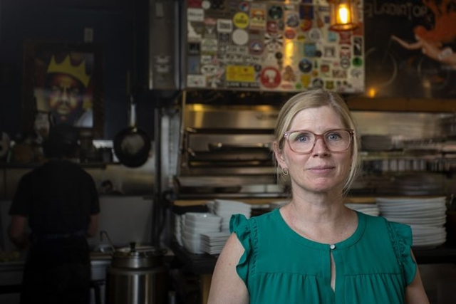 Ms. Hanley, the co-owner of Forage Bistro and Lounge, said workers aren't around to fill open roles partly because the small town of Driggs, Idaho, doesn't have the housing capacity.