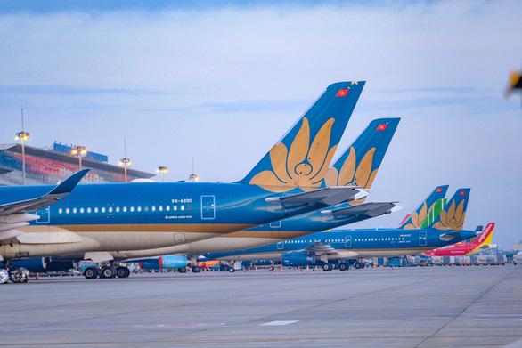 Cục Hàng không: Dừng tất cả đường bay chở khách đi, đến phía Nam