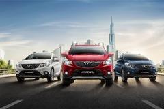 Những mẫu xe bán chạy nhất từng phân khúc tại Việt Nam nửa đầu năm 2021