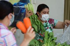 TP HCM thiếu 1.500 tấn rau củ và 400.000 quả trứng mỗi ngày