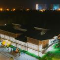 <p> Ngôi trường dự kiến sẽ là một khu công cộng mới của địa phương. Nhà trẻ đã hoàn thành trong 60 ngày làm việc.</p>