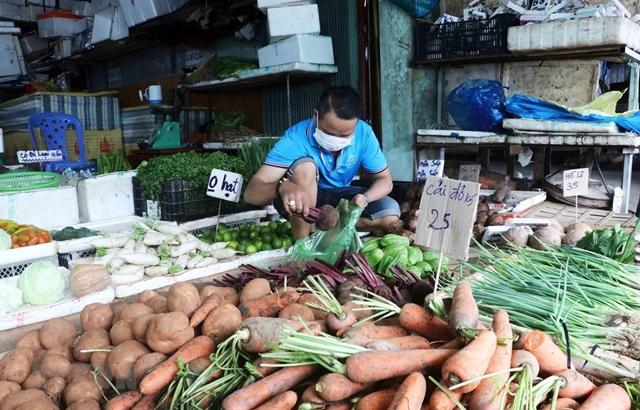 TP HCM tổ chức lại hoạt động chợ truyền thống đảm bảo phòng chống dịch