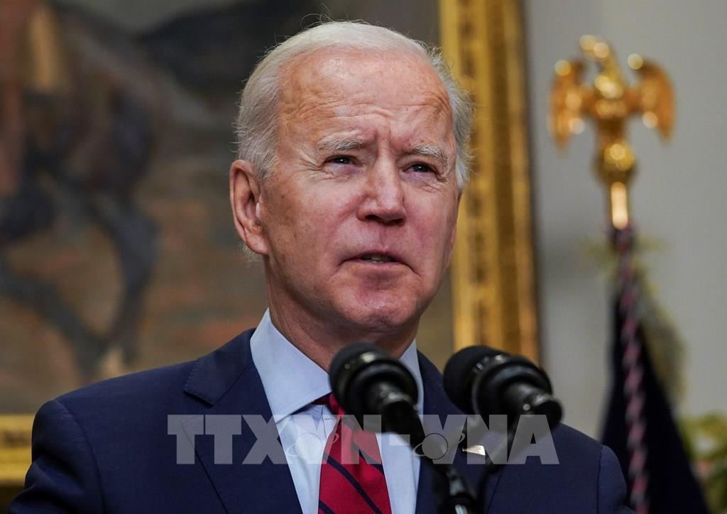 Tổng thống Mỹ: Lạm phát hiện nay chỉ là tạm thời