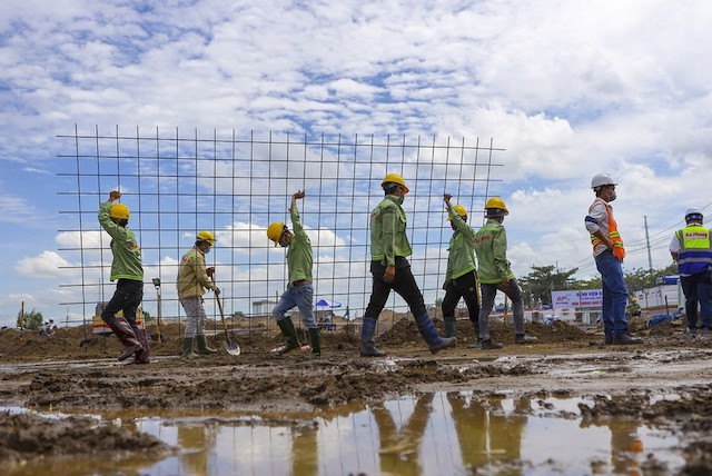 Bộ Xây dựng: Phải giải ngân hết 605 tỷ đồng đầu tư công trong 5 tháng tới