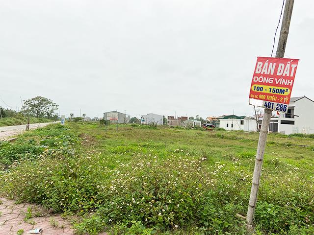 Bộ Xây dựng: Giá đất nền đã giảm 10-20%