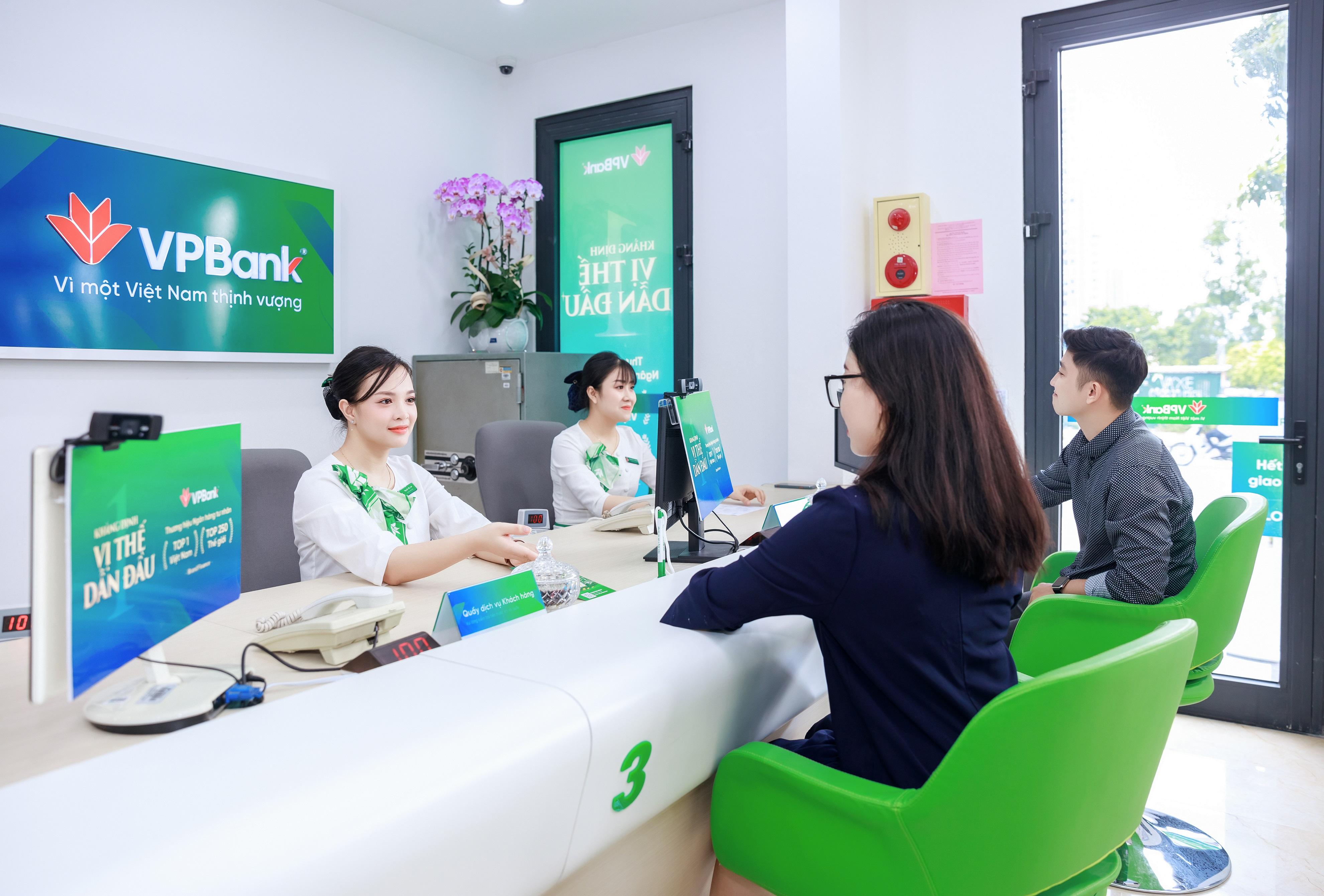 Nhiều chỉ tiêu tài chính VPBank tiếp tục cải thiện mạnh nửa đầu năm 2021