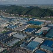 Mở rộng khu công nghiệp Quang Châu