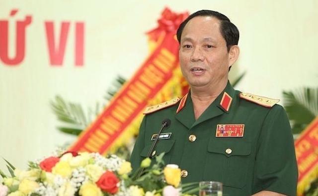Thượng tướng Trần Quang Phương giữ chức Phó Chủ tịch Quốc hội