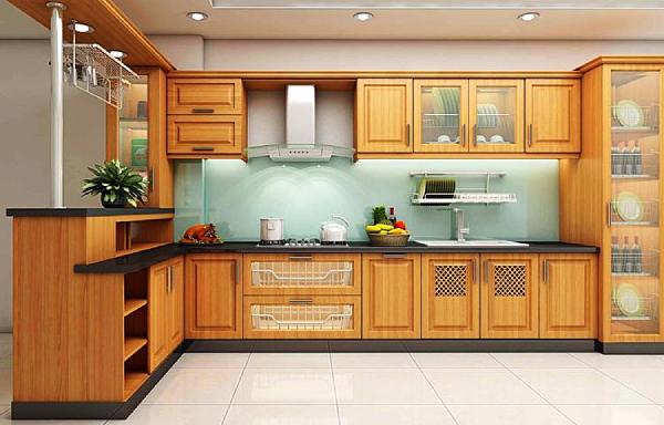 Sản phẩm tủ bếp của Việt Nam ngày càng được ưa chuộng tại thị trường Mỹ và châu Âu