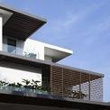 <p> Mục tiêu chính của dự án là tạo ra sự kết nối giữa nội thất và không gian bên ngoài. Ranh giới giữa kiến trúc, nội thất sân vườn được xóa nhòa và tất cả các không gian hòa vào nhau một cách nhịp nhàng.</p>