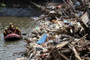 Vì đâu châu Âu bị lũ lụt gây thiệt hại nặng