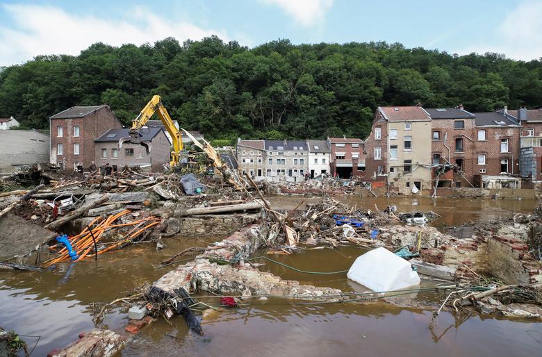 Kinh tế châu Âu thiệt hại thế nào vì lũ lụt