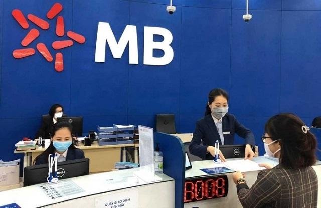 MB kéo tỷ lệ nợ xấu về mức thấp trong hệ thống ngân hàng.