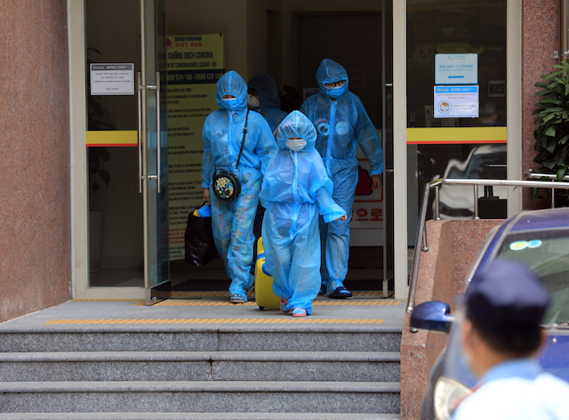Việt Nam có thêm 2.787 ca nhiễm Covid-19 trong sáng nay (21/7).