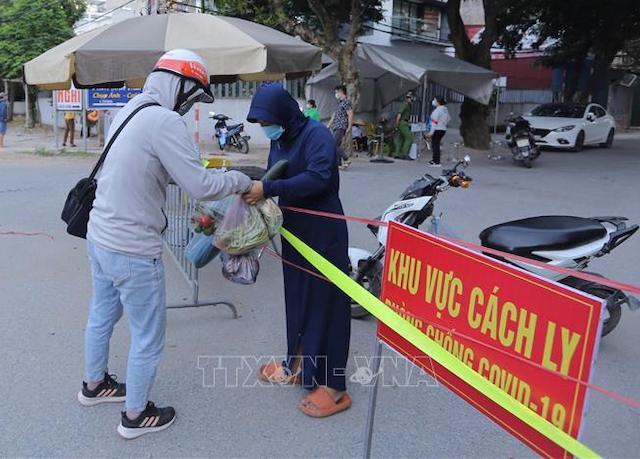 Việt Nam có thêm 2.570 ca nhiễm, 528 người khỏi bệnh và 36 trường hợp tử vong được công bố vào tối nay.