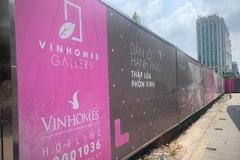 Diễn biến mới tại dự án chung cư Giảng Võ, Hà Nội