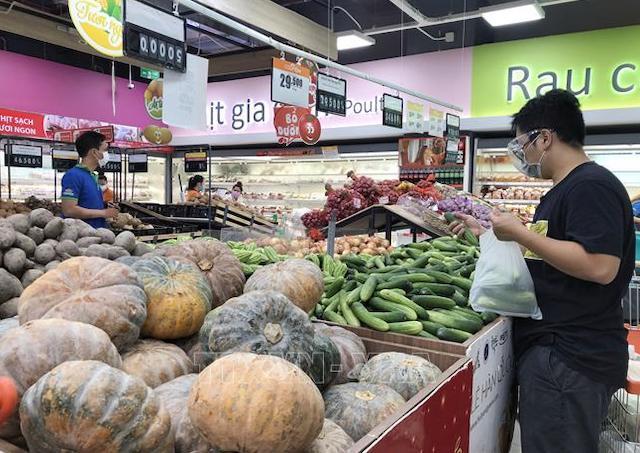 180 đơn vị cung ứng nông sản cho các tỉnh, thành phía Nam.