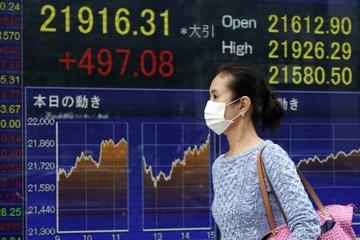 Nối gót Phố Wall, chứng khoán châu Á tăng