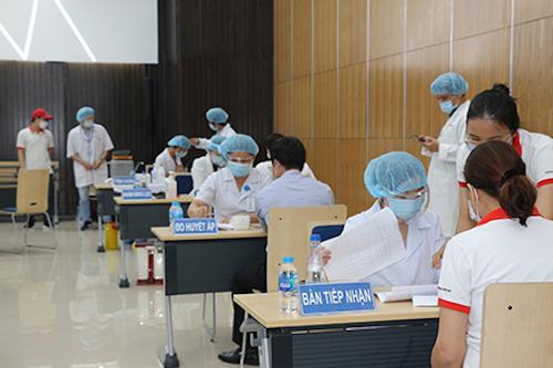 Hà Nội công bố kế hoạch tiêm vaccine Covid-19.