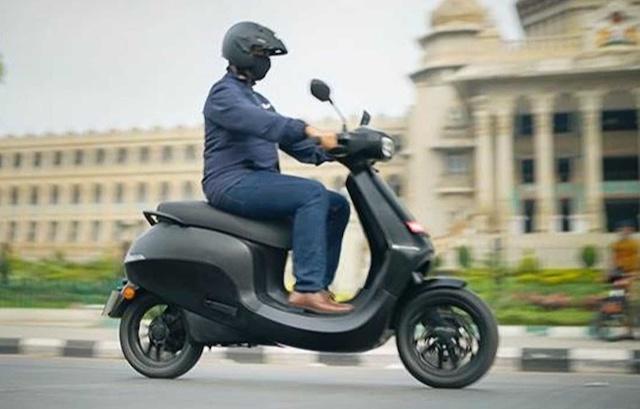 Dòng xe máy điện Ola Electric đã nhận được hơn 100.000 đơn đặt hàng chỉ sau gần 1 ngày mở bán.