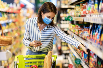 Các chủ siêu thị ở Anh đã bớt lo về tình trạng thiếu hụt nguồn cung hàng hóa