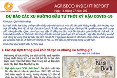 Agriseco: Dự báo các xu hướng đầu tư thời kỳ hậu Covid 19