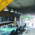 <p> Một căn nhà phố 4 tầng xây thô chưa trát, nằm trong khu đô thị yên tĩnh ở Hà Nội: kiến trúc sư của AICC nhận thấy mọi điều kiện đều phù hợp để chuyển đổi thành môi trường làm việc.</p>