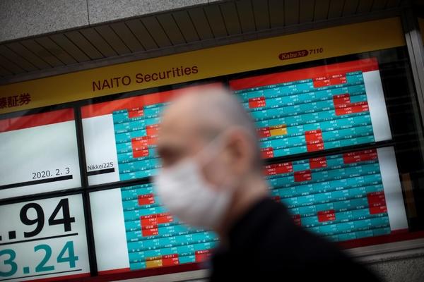 Chứng khoán châu Á trái chiều, cổ phiếu công nghệ Trung Quốc giảm sâu