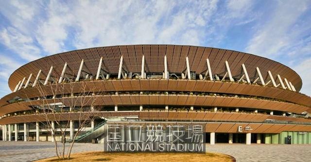 Các sân vận động đồ sộ của Nhật Bản không được phép đón khán giả theo dõi trực tiếp Olympic Tokyo. Ảnh: Olympic.