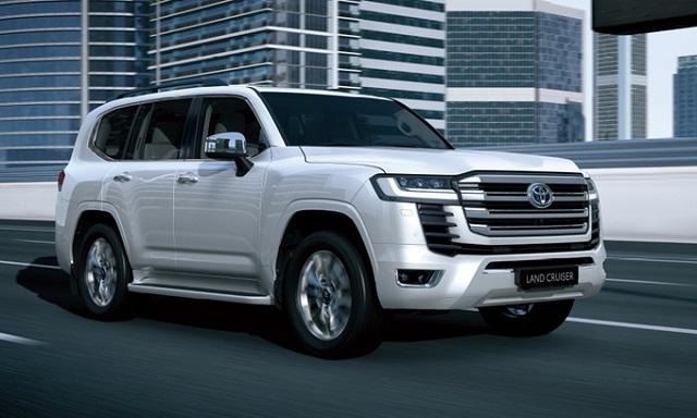 Toyota yêu cầu khách mua Land Cruiser không bán lại