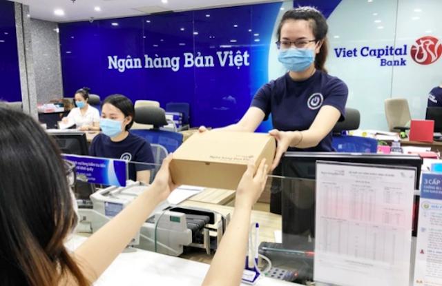 Bóc tách nguyên nhân lợi nhuận Ngân hàng Bản Việt tăng vọt hơn 5 lần trong nửa đầu năm.