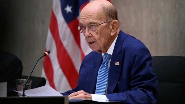 Wilbur Ross tại Washington tháng 9/2020. Ảnh: Reuters.