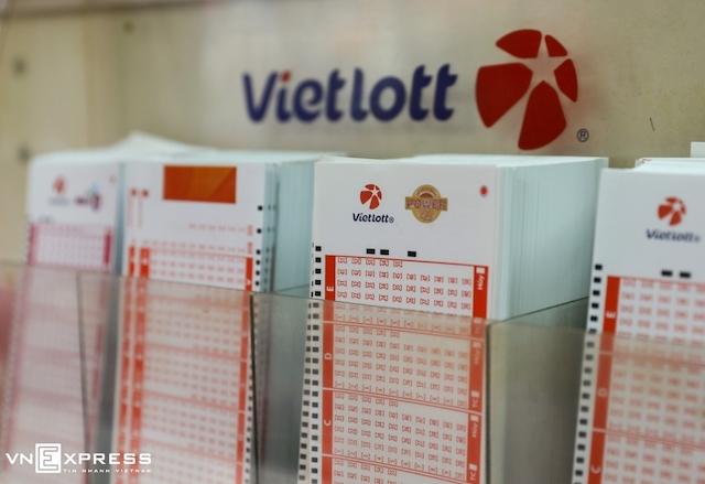 Vietlott tạm ngừng bán vé từ hôm nay.