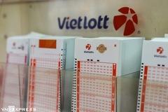 Vietlott tạm ngừng bán vé từ hôm nay