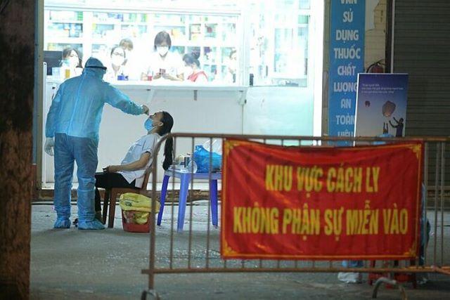 Thêm 19 người Hà Nội, 4 Nghệ An, một Huế nghi Covid-19