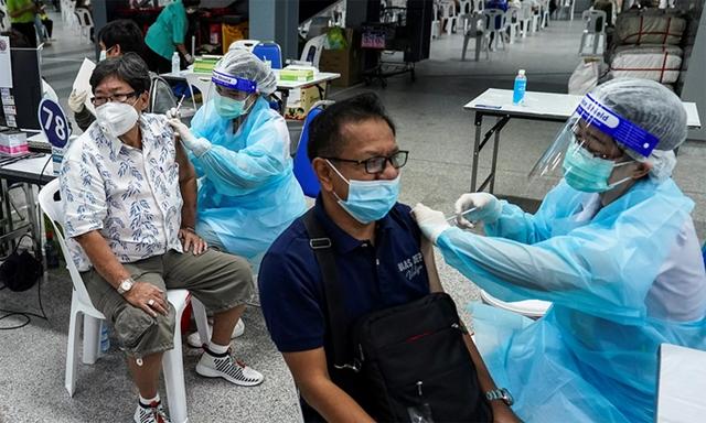 AstraZeneca ưu tiên vaccine Covid-19 cho Đông Nam Á