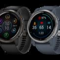 """<p class=""""Normal""""> <strong>Garmin Venu 2 series (9,99 triệu đồng)</strong></p> <p class=""""Normal""""> Venu là series đồng hồ thông minh cạnh tranh với Apple Watch hay Galaxy Watch của Samsung. Tuy nhiên, dòng sản phẩm này vẫn có thế mạnh về tính năng GPS, hỗ trợ nhiều loại vận động thể thao - vốn là đặc điểm riêng của Garmin. Venu 2 series có thiết kế mặt tròn với phiên bản: Venu 2 kích thước 45 mm, dây đeo 20 mm và Venu 2S kích thước 40 mm, dây đeo 18 mm. Cả hai đều đươc làm bằng thép không rỉ và chống nước 5 ATM.</p> <p class=""""Normal""""> Venu 2 có màn hình 1,3 inch độ phân giải 416 x 416 pixel, trong khi 2S là 1,1 inch độ phân giải 360 x 360 pixel và đều hỗ trợ Always On Display. Venu 2 series là smartwatch đầu tiên của Garmin trang bị cảm biến nhịp tim quang học Elevate V4 mới. Ngoài ra, bộ đôi này còn có thêm tính năng đánh giá độ tuổi thể chất và chấm điểm giấc ngủ giúp người dùng theo dõi tình trạng sức khỏe. Thiết bị có chế độ đo nhịp tim liên tục, cảm biến Pulse Ox, đo mức độ căng thẳng, lượng nước trong cơ thể, chu kỳ kinh nguyệt và thai kỳ với nữ giới.</p> <p class=""""Normal""""> Thời lượng pin được nâng cấp mạnh. Venu 2 là pin 11 ngày ở chế độ thông minh còn Venu 2S là 10 ngày - so với phiên bản trước đó là 5 ngày. Với chế độ tập luyện có sử dụng GPS, Venu 2 hoạt động liên tục được 8 tiếng còn 2S là 7 tiếng. Hãng tích hợp công nghệ sạc nhanh với 10 phút sạc dùng được một ngày chế độ thông minh hoặc một giờ chế độ GPS.</p> <p class=""""Normal""""> Người dùng có thể nhận tin nhắn, cuộc gọi khi kết nối với điện thoại thông minh. Tuy nhiên, chỉ thiết bị Android mới trả lời tin nhắn trực tiếp từ đồng hồ. Venu 2 không cho phép tải nhạc trực tiếp nhưng có thể lưu nhạc từ Spotify với khoảng 750 bài để nghe ngoại tuyến.</p>"""