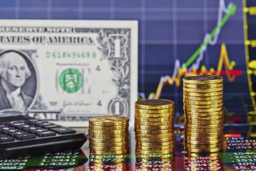 Tài chính tuần qua: Một số mã ngân hàng được khối ngoại mua ròng, quỹ nắm giữ, lợi nhuận vượt dự báo