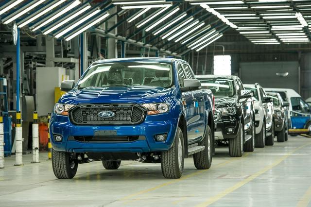 Ford Ranger lắp ráp trong nước giảm giá sau khi về đến đại lý - ảnh 1