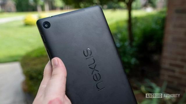 Máy tính bảng Google Nexus gặp vấn đề về độ bền bộ nhớ. Ảnh: Android Authority.