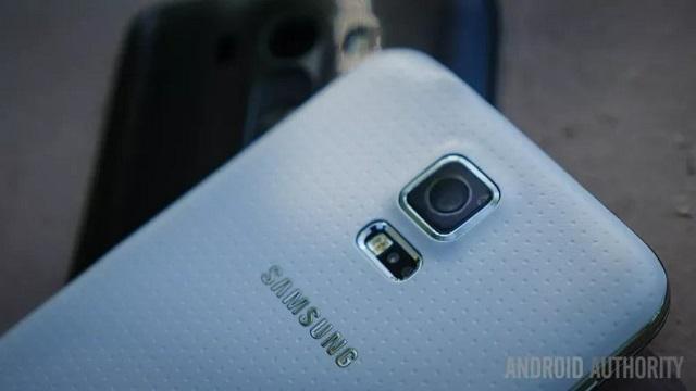 Galaxy S5 là một trong những smartphone đầu tiên có ảnh chụp HDR tốt. Ảnh: Android Authority.