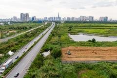 Cận cảnh khu đô thị 117 ha ở TP Thủ Đức sau hơn 20 năm lận đận