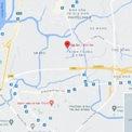 <p> Vị trí dự án Khu đô thị Sài Gòn Bình An.</p>