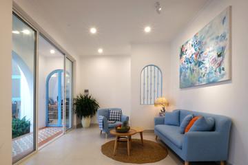 'Ngôi nhà nhỏ' độc đáo với 3 sắc màu chủ đạo khiến bạn không thể bỏ qua