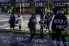 Chứng khoán châu Á trái chiều, thị trường Hong Kong lao dốc hơn 4%