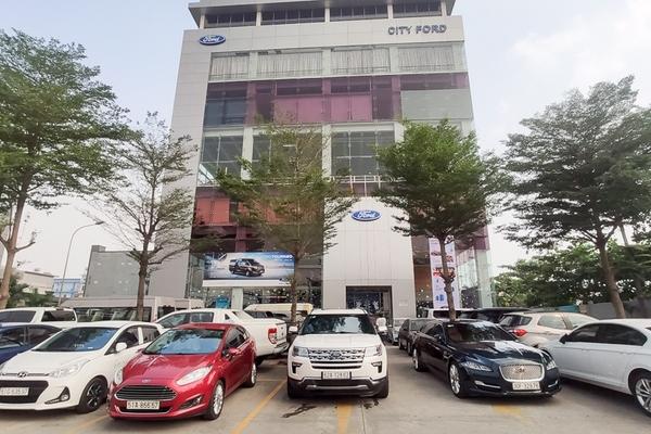City Auto hoàn thành 21% kế hoạch lợi nhuận sau nửa năm