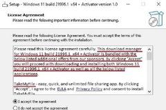 Lợi dụng Windows 11 để phát tán mã độc