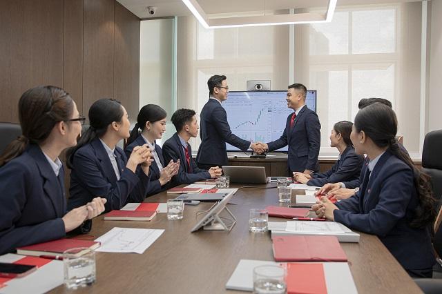 Lãnh đạo SSI cho rằng với thương vụ này, bên cạnh đánh giá sức khỏe tài chính doanh nghiệp thông qua chất lượng tài sản, uy tín của SSI cũng là một yếu tố rất quan trọng.