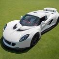 """<p class=""""Normal""""> <strong>2. Hennessey Venom GT</strong></p> <p class=""""Normal""""> Venom GT được trang bị động cơ Chevrolet LS2 V8 và sở hữu khung gầm có nguồn gốc từ Lotus Elise. Chỉ có 30 chiếc từng được sản xuất và con quái vật hiệu suất 1.200 mã lực này có thể đạt tốc độ lên tới 430 km/h, khiến nó trở thành một trong những siêu xe nhanh nhất hành tinh.</p>"""