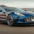 """<p class=""""Normal""""> <strong>3. Aston Martin One-77</strong></p> <p class=""""Normal""""> Mặc dù Aston Martin One-77 về cơ bản là một mẫu xe ý tưởng, nó vẫn rất xứng đáng có một vị trí trong danh sách siêu xe này. Chỉ có 77 chiếc chiếc xe xuất xưởng và được trang bị động cơ DB9 V12, dung tích 7.3L được nâng cấp để tạo ra công suất rất lớn 750 mã lực.</p>"""